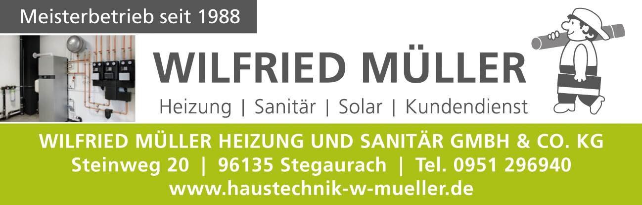 Willkommen –  Firma Haustechnik Müller in Debring / Stegaurach bei Bamberg